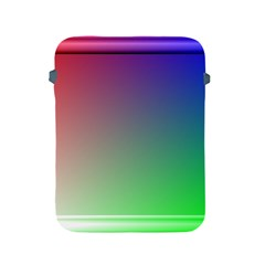 3d Rgb Glass Frame Apple Ipad 2/3/4 Protective Soft Cases by Simbadda