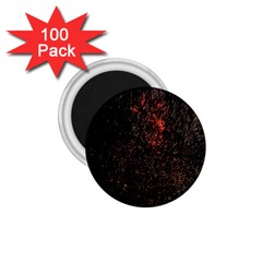 July 4th Fireworks Party 1 75  Magnets (100 Pack)  by Simbadda