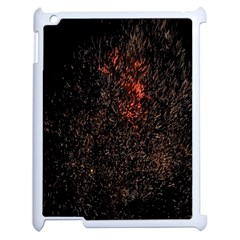 July 4th Fireworks Party Apple Ipad 2 Case (white) by Simbadda