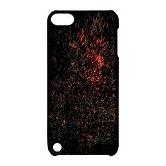 July 4th Fireworks Party Apple Ipod Touch 5 Hardshell Case With Stand by Simbadda