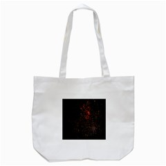July 4th Fireworks Party Tote Bag (white) by Simbadda