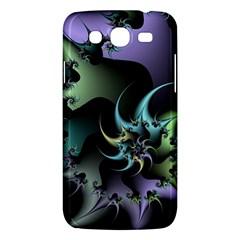 Fractal Image With Sharp Wheels Samsung Galaxy Mega 5 8 I9152 Hardshell Case  by Simbadda