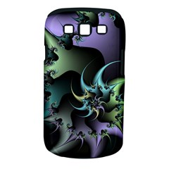 Fractal Image With Sharp Wheels Samsung Galaxy S Iii Classic Hardshell Case (pc+silicone) by Simbadda