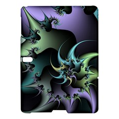 Fractal Image With Sharp Wheels Samsung Galaxy Tab S (10 5 ) Hardshell Case  by Simbadda