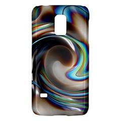 Twirl Liquid Crystal Galaxy S5 Mini by Simbadda