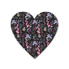 Wildflowers I Heart Magnet by tarastyle
