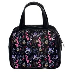 Wildflowers I Classic Handbags (2 Sides) by tarastyle