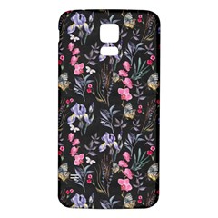 Wildflowers I Samsung Galaxy S5 Back Case (white) by tarastyle