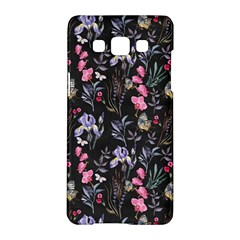Wildflowers I Samsung Galaxy A5 Hardshell Case  by tarastyle
