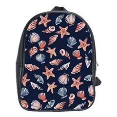 Shells School Bags (xl)  by BubbSnugg