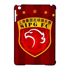 Shanghai Sipg F C  Apple Ipad Mini Hardshell Case (compatible With Smart Cover) by Valentinaart