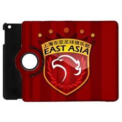 Shanghai Sipg F C  Apple Ipad Mini Flip 360 Case by Valentinaart