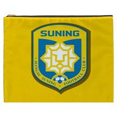 Jiangsu Suning F C  Cosmetic Bag (xxxl)  by Valentinaart