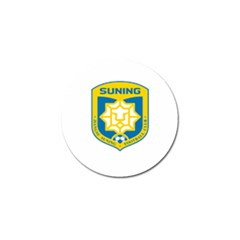 Jiangsu Suning F C  Golf Ball Marker (4 Pack) by Valentinaart
