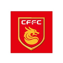 Hebei China Fortune F C  Satin Bandana Scarf by Valentinaart