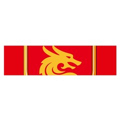 Hebei China Fortune F C  Satin Scarf (oblong) by Valentinaart