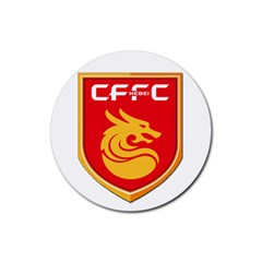 Hebei China Fortune F.C. Rubber Coaster (Round)