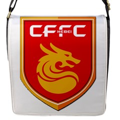 Hebei China Fortune F C  Flap Messenger Bag (s) by Valentinaart