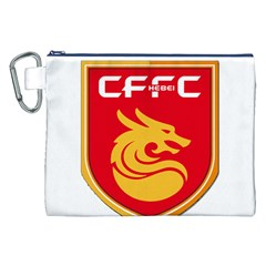 Hebei China Fortune F C  Canvas Cosmetic Bag (xxl) by Valentinaart