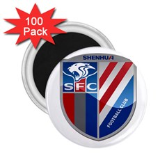 Shanghai Greenland Shenhua F C  2 25  Magnets (100 Pack)  by Valentinaart