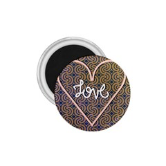 I Love You Love Background 1 75  Magnets by Simbadda