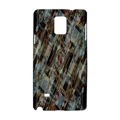 Abstract Chinese Background Created From Building Kaleidoscope Samsung Galaxy Note 4 Hardshell Case by Simbadda