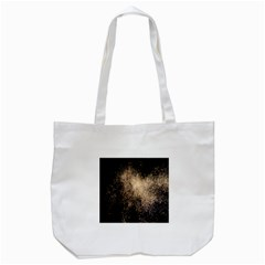 Fireworks Party July 4th Firework Tote Bag (white) by Simbadda