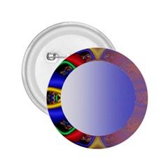 Texture Circle Fractal Frame 2 25  Buttons by Simbadda