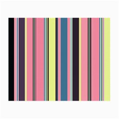 Seamless Colorful Stripes Pattern Background Wallpaper Small Glasses Cloth by Simbadda