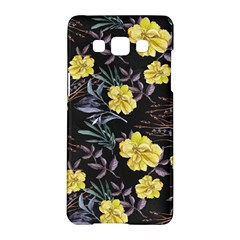 Wildflowers Ii Samsung Galaxy A5 Hardshell Case  by tarastyle