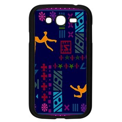 A Colorful Modern Illustration For Lovers Samsung Galaxy Grand Duos I9082 Case (black) by Simbadda