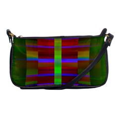 Galileo Galilei Reincarnation Abstract Character Shoulder Clutch Bags by Simbadda