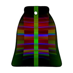 Galileo Galilei Reincarnation Abstract Character Bell Ornament (two Sides) by Simbadda