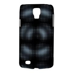 Circular Abstract Blend Wallpaper Design Galaxy S4 Active by Simbadda
