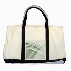 Business Background Abstract Two Tone Tote Bag by Simbadda