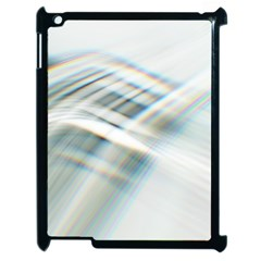 Business Background Abstract Apple Ipad 2 Case (black) by Simbadda