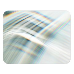 Business Background Abstract Double Sided Flano Blanket (large)  by Simbadda