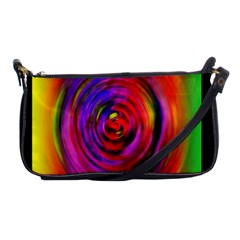 Colors Of My Life Shoulder Clutch Bags by Simbadda