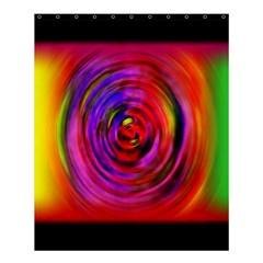 Colors Of My Life Shower Curtain 60  X 72  (medium)  by Simbadda
