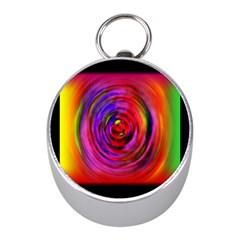 Colors Of My Life Mini Silver Compasses by Simbadda