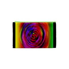 Colors Of My Life Cosmetic Bag (xs) by Simbadda