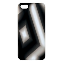 Abstract Hintergrund Wallpapers Iphone 5s/ Se Premium Hardshell Case by Simbadda