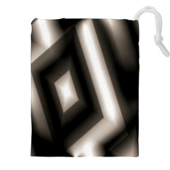 Abstract Hintergrund Wallpapers Drawstring Pouches (xxl) by Simbadda