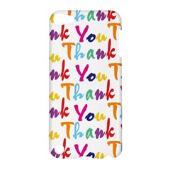 Wallpaper With The Words Thank You In Colorful Letters Apple Ipod Touch 5 Hardshell Case by Simbadda