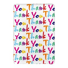 Wallpaper With The Words Thank You In Colorful Letters Samsung Galaxy Tab Pro 10 1 Hardshell Case by Simbadda