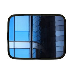 Modern Office Window Architecture Detail Netbook Case (small)  by Simbadda