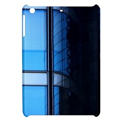 Modern Office Window Architecture Detail Apple Ipad Mini Hardshell Case by Simbadda