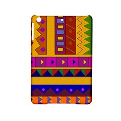 Abstract A Colorful Modern Illustration Ipad Mini 2 Hardshell Cases by Simbadda