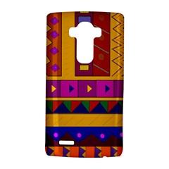 Abstract A Colorful Modern Illustration Lg G4 Hardshell Case by Simbadda