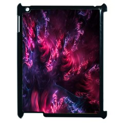 Abstract Fractal Background Wallpaper Apple Ipad 2 Case (black) by Simbadda